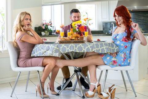 Briana Banks, Molly Stewart - Footsie - Twistys promo code