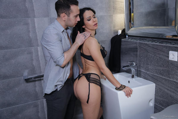 Jessy Jey - Dolled Up For The Occasion - 21sextury.com porn video