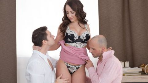 Natali Ruby - Her Special Guests - DP Fanatics Ultra HD Video