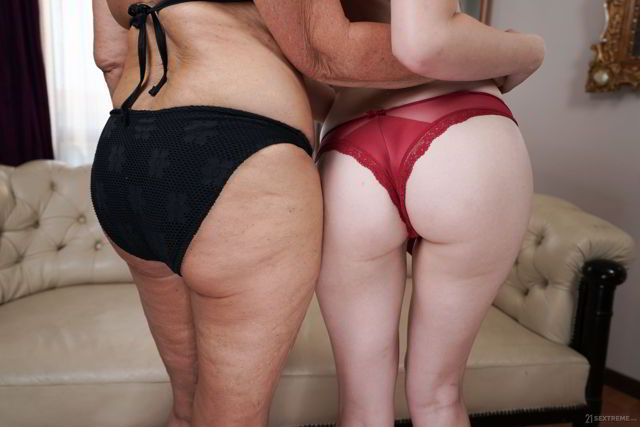 Samantha, Miss Melissa - No Business Today - Old Young Lesbian Love promo code