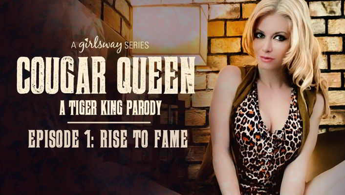 April ONeil, Serene Siren, Kenzie Madison, Katie Kush - Cougar Queen: A Tiger King Parody - Episode 1 - Rise to Fame
