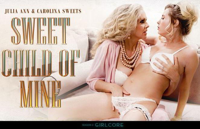 Julia Ann, Carolina Sweets - Girlcore - S2 E4 - SWEET CHILD OF MINE
