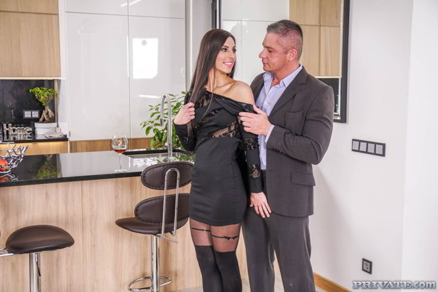 Angela Allison - The Private Debut of Angela Allison - Private HD video