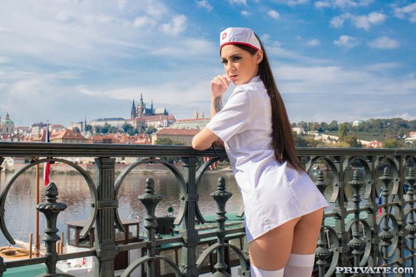 Lullu Gun - Hot Nurse Addicted to Anal - 36 min. free video