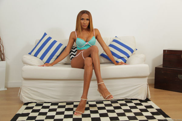 Maria Flavia - TS Maria Flavia + Stud: BJs, Anal, Cum - evilangel anal porn video