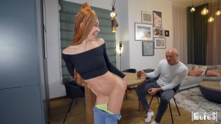 Mia Bandini - Come In For Some Tea and Anal - Letstryanal HD video