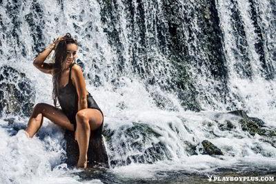 Arijana Maric - Playboy Croatia