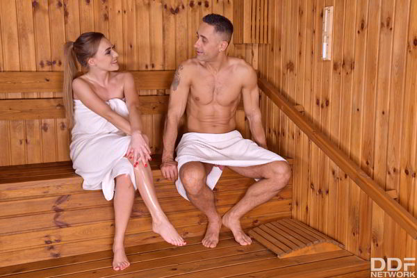 Josephine Jackson - All-Natural Beauty Banged In Sauna - Porn world discount