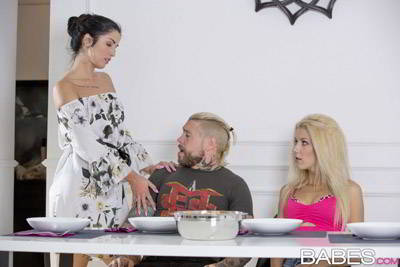 Loren Minardi, Monique Woods - Meat The Parents - Step Mom Lessons discount