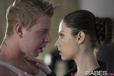 Rebecca Volpetti - Love Me Hard - babes.com porn video