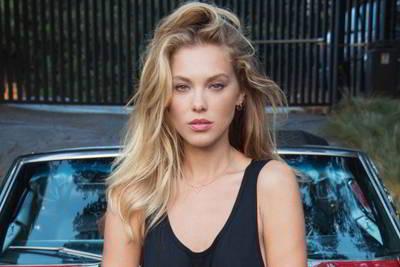 Kristy Garett Playboy february 2016 playmate