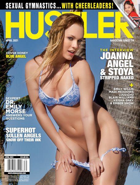 Hustler Magazine April 2021
