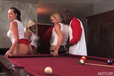 Austin Taylor, Kelly Divine, Kristina Rose, Sarah Vandella, Tara Lynn Foxx - Interracial Cheerleader Orgy #2 -hot cheerleaders know how to fuck and suck big black cocks
