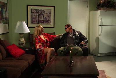 Julia Ann in This Ain't Terminator XXX - hustler porn parody