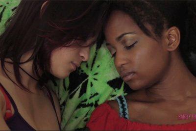 Raven Rockette, Raven Rockette in Lesbian Couch Crashers