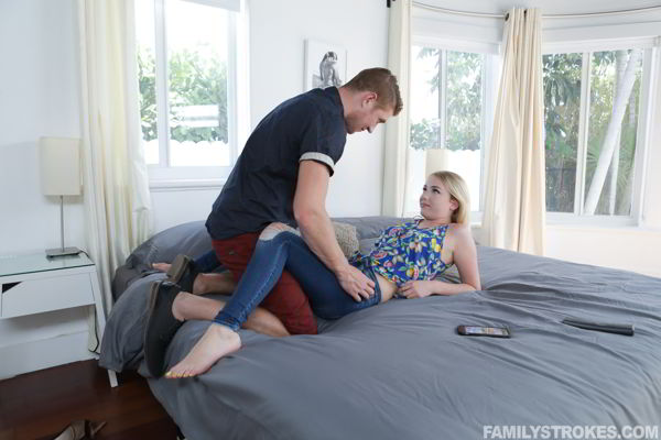 Dixie Lynn - My Stepsister Fucked Me To Save Her Reputation