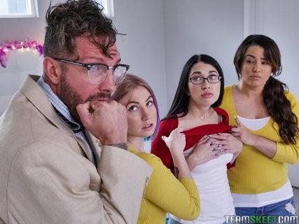 Alex Coal - A Professorial Creampie - teamskeet special price
