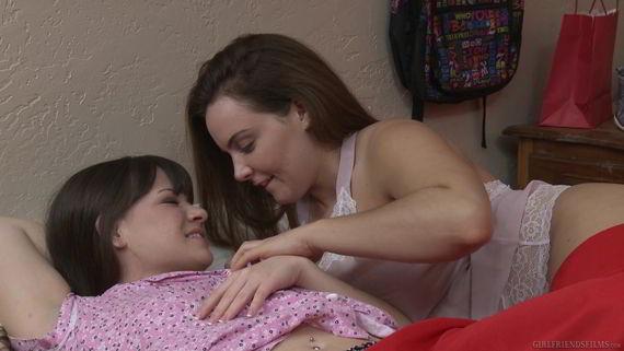 Natasha Nice, Alison Rey - Lesbian Seductions #62, Scene #04 - Older Younbger lesbian video