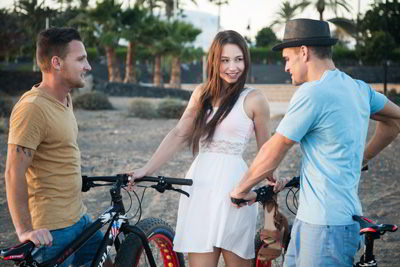Taylor Sands, Bicycle Race - sexart.com 1080p video