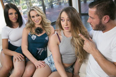 Mia Malkova, Adriana Chechik, Remy LaCroix - Hindsight: Part Four