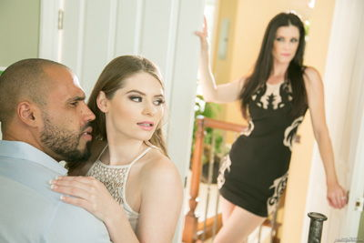 India Summer, Alice March, Karlo Karrera - Trophy Daughter - watch video now