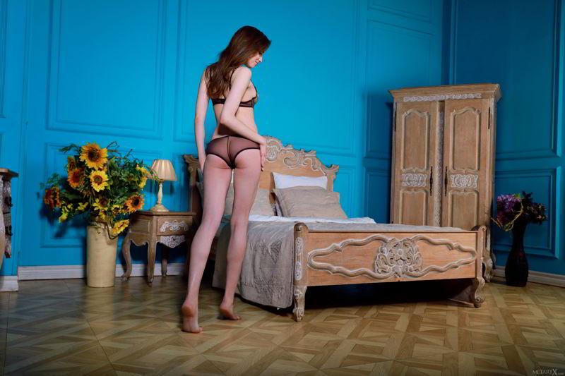 Viviann in Classical Treat - met artx discount