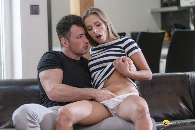 Kinuski - Blonde Finn wants lover inside her - Dane Jones discount