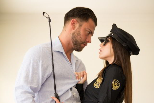 Gianna Gem - The Enforcer - EroticaX deals