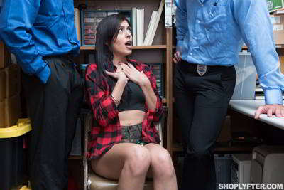 Case No. 3645782 - Audrey Royal - Shoplyfter HD videos