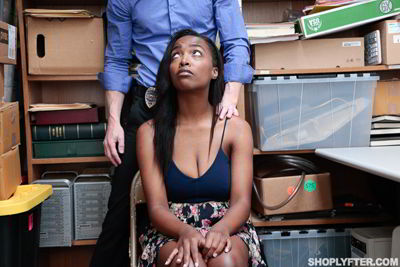 Daya Knight - Case No.1986744 - Aiding And Embedding - shoplyfter caught