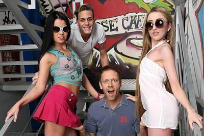 Sofia Like, Empera, Rocco Siffredi - Rocco's Intimate Castings #05 - roccosiffredi.com HD movie