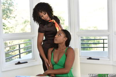 Chanell Heart and Misty Stone - Pussy Payment Plan - Dyked discount