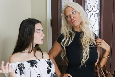 Bridgette B and Cassidy Klein - Sorry Doesnt Cut It