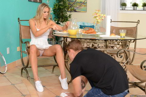 Addie Andrews - Fooling My Stepmom - Mommy Got Boobs HD video - brazzers porn discount