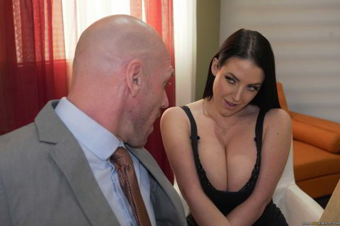 Angela White - Anatomy Of A Sex Scene - Pornstars Like It Big 1080p video - brazzers.com discount