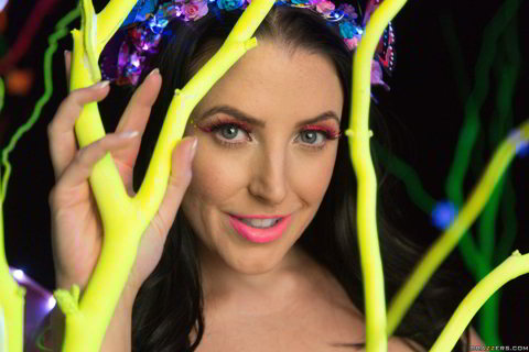 Angela White - Forest Nymph-o-maniac