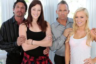 Bailey Brooke and Rylee Renee Daddys Revenge Pt. 2 - DaughterSwap discount