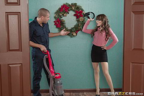 Kimmy Granger - Fuck Christmas Part 1 - Brazzers Exxtra exclusive dicount