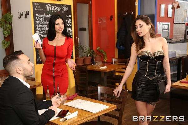 Kira Queen, Liya Silver - Watch Me Instead - Brazers.com discount