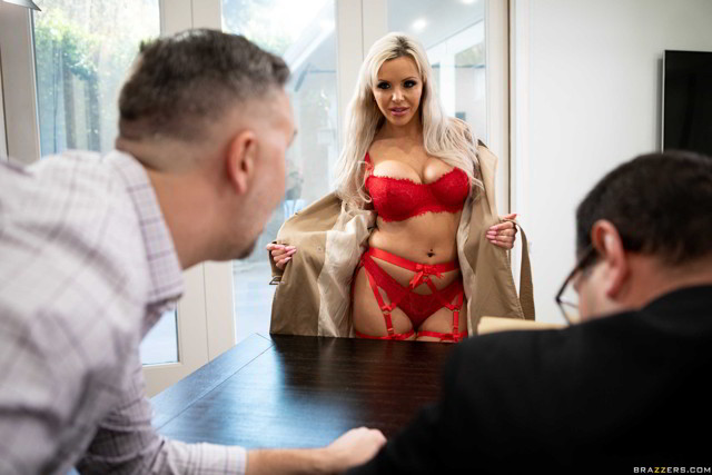 Nina Elle - Crawling To Another Cock - brazzers.com deal