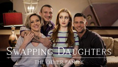 Dee Williams, Maya Kendrick - Swapping Daughters: The Other Family - pure taboo HD movie