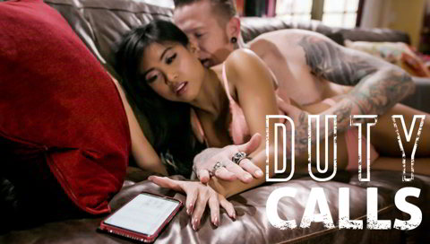 Ember Snow - Duty Calls - puretaboo HD movie
