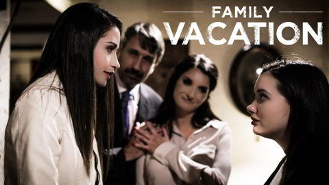 Gia Paige, Avi Love, Silvia Saige - Family Vacation - puretaboo promo code