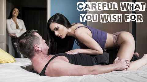 Jaye Summers, Silvia Saige - Careful What You Wish For - pure taboo HD porn