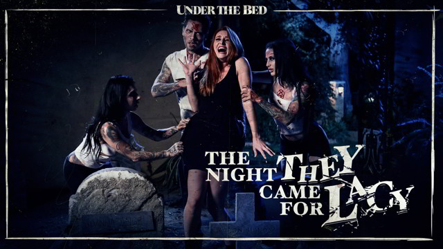 Katrina Jade, Joanna Angel, Lacy Lennon - The Night They Came For Lacy - PureTaboo.com discounts