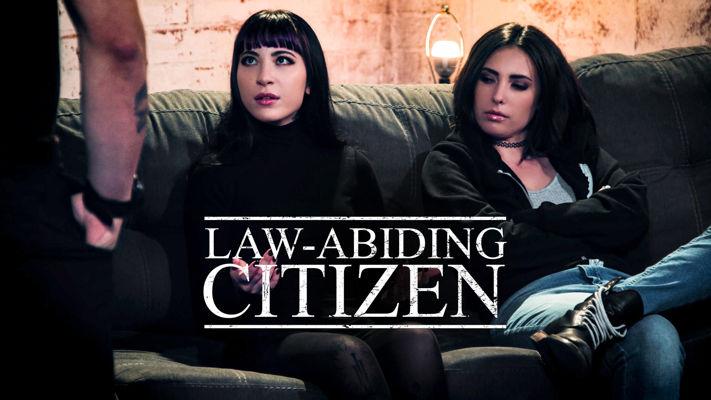 Casey Calvert, Charlotte Sartre - Law-Abiding Citizen - adulttime promo code