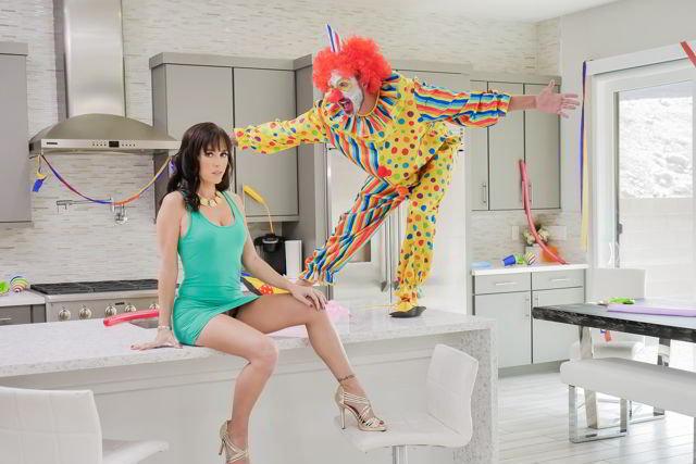 Alana Cruise - Horny Clown Dick Down - MYLF discounts