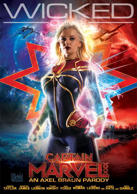 CAPTAIN MARVEL XXX: AN AXEL BRAUN PARODY - Wicked.com promo price