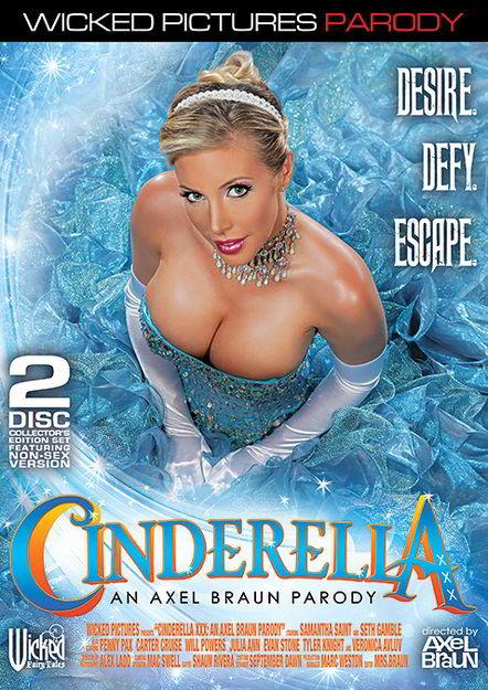 Cinderella XXX: An Axel Braun Parody - wicked fairy tales