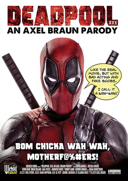 Deadpool XXX - An Axel Braun Parody - wicked.com exclusive content